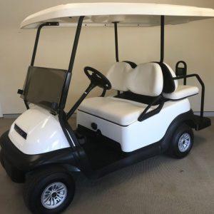 2016 Club Car Transporter 4 Electric