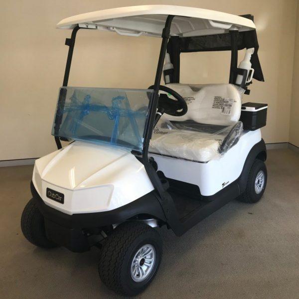 Club Car Tempo Petrol Golf Cart