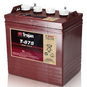 TROJAN T875 Golf Cart Battery