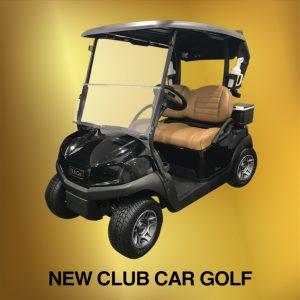 New Club Car Golf