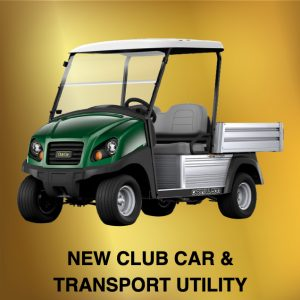 New Club Car Transport & Utility