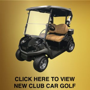 New Club Car Golf